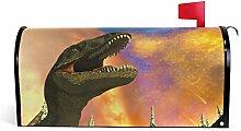 CPYang Vintage Dinosaurier-Muster, magnetischer