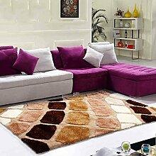 Cqq Teppich Moderne Einfach Wohnzimmer Teppich