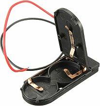 CR2032 Knopf-Batteriehalter LaDicha-Kasten mit An-