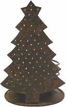 Craft Steckdose Dose Weihnachtsbaum Kerzenhalter,