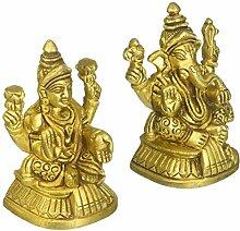 craftvatika Ganesha Lakshmi Paar