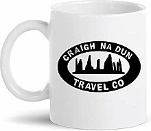 Craig Na Dun Travel Co - Coffee Mug Gift for