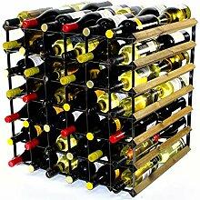 Cranville wine racks Doppeltiefe 60 Flasche Eiche