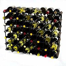 Cranville wine racks Klassische 56 Flasche Eiche