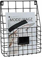 Cratone Zeitungshalter Wand Magazinhalter hängend