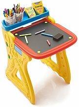 Crayola Play´n FoldSchreibtisch Spieltisch Spieltafel Kindertafel Staffelei Maltafel
