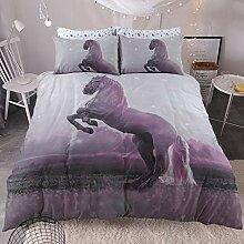 Craze London Bettwäsche-Set mit Kissenbezügen