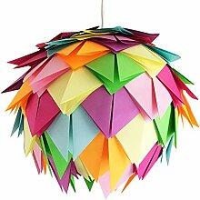 Crazy Harlekin, Lampe Leuchte Lampenschirm