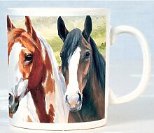 Crazy Horses - Mugs - Becher - Chopes