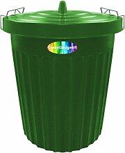 crazygadget 100Liter 100L extra groß, grün