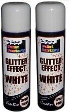crazygadget Glitzer Effekt Spray Paint können