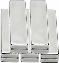 crazygadgetâ ® 10x Neodym Super starke Magnet