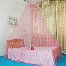 CRAZYON Betthimmel/Moskitonetz für Kinderbett,