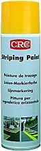 CRC 11671 STRIPING PAINT Markierfarbe, gelb, 500 ml Spraydose