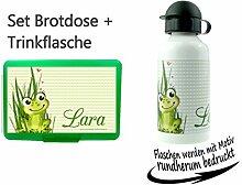 CreaDesign persönliche Brotdose BPA-Frei +