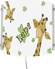 CreaDesign WA-1012, Giraffe, Kinderzimmer