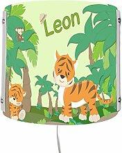 CreaDesign WA-1110, Dschungel, Kinderzimmer