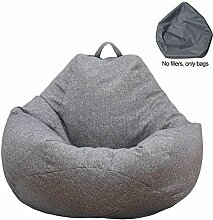 Creamon Großer Sitzsack Stuhlbezug, Großer