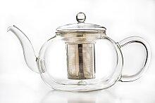 Creano Teekanne, 1,2 l, (1), doppelwandig,