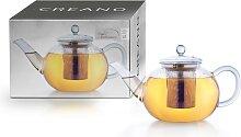 Creano Teekanne Inhalt 1,2 l farblos Kannen