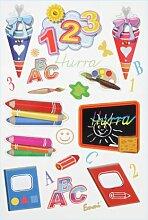 Creapop Sticker * Einschulung Schulbeginn Schule