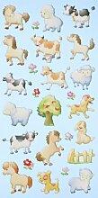 Creapop Sticker Softysticker * Haustiere /