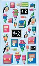 Creapop Sticker Softysticker * Schule /