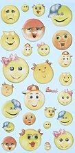 Creapop Sticker Softysticker * Smily * Aufkleber