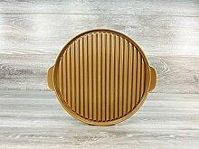 Creatable 20318, Serie Grill braun, Geschirrset