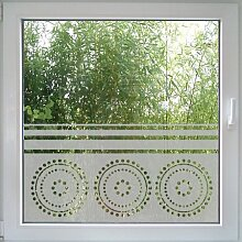 Create&Wall - Fenstertattoo Spin Arround