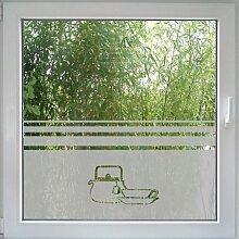 Create&Wall - Fenstertattoo Tea Time