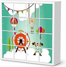 creatisto Kindermöbel Design für IKEA Kallax