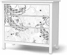 creatisto Möbelfolie passend für IKEA Hemnes