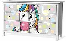 creatisto Möbelfolie selbstklebend für Kinder -