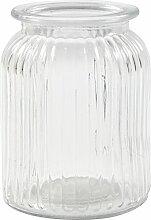 Creativ Company 55773Rund Glas transparent Kanne