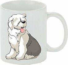 Creativ Deluxe Kaffeebecher Bobtail Kaffeetasse,