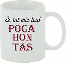 Creativ Deluxe Kaffeebecher Es TUT Mir leid