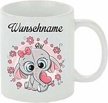 Creativ Deluxe Kaffeebecher m. Wunschname