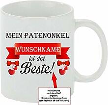 Creativ Deluxe Kaffeebecher Mein Patenonkel