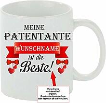 Creativ Deluxe Kaffeebecher Meine Patentante