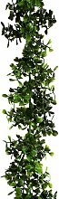 Creativ green Kunstgirlande Buchsbaum-Girlande (1