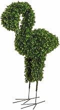 Creativ green Kunstpflanze Buchsbaum Flamingo (1