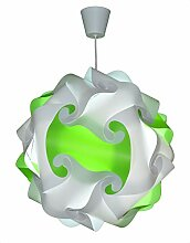 CREATIV Lampe Circum Puzzle Kugel komplett