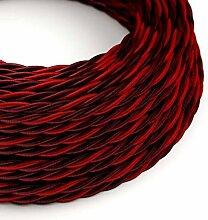 creative cables Textilkabel geflochten, Asburgo