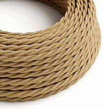 creative cables Textilkabel geflochten, überzogen