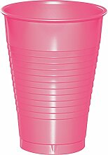 Creative Converting Kunststoffbecher, 340 ml,