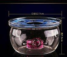 Creative Glas Teekanne Warmers Warmwasserbereiter