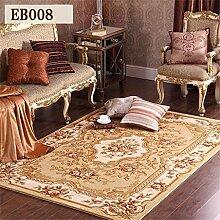 Creative Light-europe ische Teppich Wohnzimmer Tisch Schlafzimmer Nachttischdecke Mats Handarbeit Verdickung amerikanischen Perserteppiche