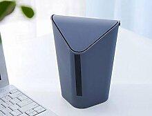 Creative Mini Desktop Mülleimer Countertop Swing