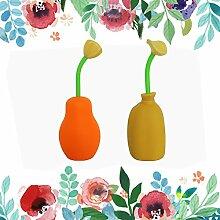 Creative Spray Flasche Bend Mund Hand Squeeze Typ Bewässerung Sprinkler kann für Pflanzen, Blumen innen einfach POUR Gießkanne Pack von zwei